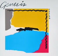 Genesis - Abacab (Remastered) - 2016 Re-issue Vinyl LP *NEW & SEALED*