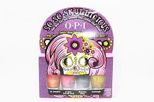 OPI So So Skullicious Mini Nail Lacquers, 3 oz