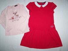 collection récente ensemble robe tee shirt SERGENT MAJOR taille 6 ans