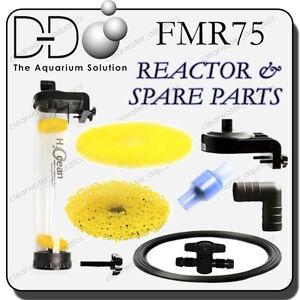 D&D H2Ocean FMR75 KIT FLUIDISED Bed MEDIA REACTOR With Pump Rowaphos Sand Filter
