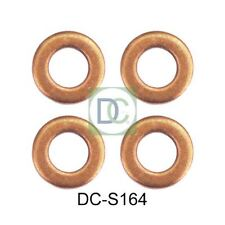 Ford Mondeo IV 1.8 TDCI Diesel Common Rail Injector Washers / Seals Pack of 4