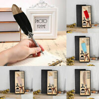 US Feather Quill Dip Pen Writing Ink Set for Signning School Office Stationery