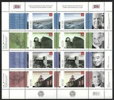 Canada   # 2215 - 2218  Pane  ROYAL ARCHITECTURAL INSTITUTE    New 2007 Issue