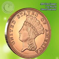 """/""""Freedom Tower/"""" 1 oz .999 Copper Round Limited /& Rare No longer in Mint"""