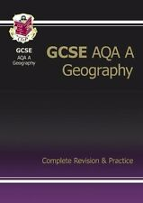 GCSE Geography AQA A Complete Revision & Practice (A*-G course),CGP Books