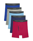 Fruit Of The Loom Mens Coolzone Boxer Briefs 5 Pack