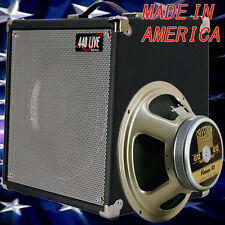 1x12 Guitar Speaker Extension Cabinet W/8 Ohms CELESTION Vintage 30 BBlkk Tolex