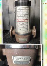Frequency Meter Frequenzimetro Hp J532A X Oscilloscopio Spettro Radiotecnico