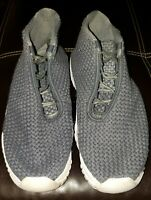 Nike Air Jordan Future Wolf Grey Mens Size 9.5 Gray High Top Shoes!