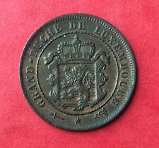 Luxembourg -  Superbe monnaie de 2 1/2 Centimes 1901