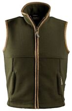 CHILDREN'S YOUTHS KIDS POLAR FLEECE HUNTING WAISTCOAT BODYWARMER SLEEVELESS VEST