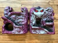 MOTU He-Man Skeletor Snake Mountain Shell Vintage Action Figure Playset 1