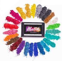 Mica Powder Epoxy Resin Color Pigment Dye Set-25 Colours for Lip Gloss,Soap Mak