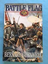BATTLE FLAG - FIRST AMERICAN EDITION BY BERNARD CORNWELL