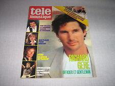 TELEMOUSTIQUE 3293 (9/3/89) RENAUD RICHARD GERE STING
