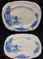 Unboxed Other Blue & White 1900-1919 (Art Nouveau) Pottery