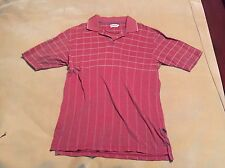 Ping Golf Polo Shirt. Size Large. Red. Good Condition. Plenty Life In It.