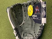 """2019 Wilson A1000 V125 12.5"""" Softball Infield Mitt"""