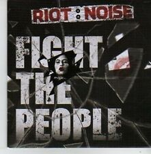 (AQ122) Riot Noise, Fight The People- DJ CD