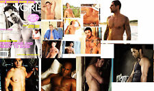 PLAYGIRL 3-07 MARCH 2007 JULIAN RIOS HAIRY AUSSIES CELEBS CHRIS MELONI FIENNES