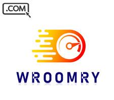 Wroomry .com  -Brandable premium Domain Name for sale - SUPER BIKE CLUB DOMAIN