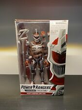 SABANS LIGHTNING COLLECTION MIGHTY MORPHIN POWER RANGERS LORD ZEDD NIB SEALED