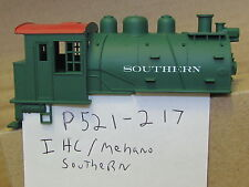 P521-217 0-4-0 DOCKSIDE LOCO  SOUTHERN SHELL CAB # 1561 HO 1:87 SCALE