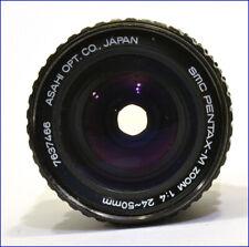 PENTAX-M, 1:4 f=24/50mm SMC