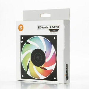 EK-Vardar EVO 120mm RGB Fan (500-2200 rpm)