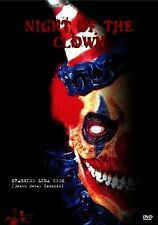 Night Of The Clown (2016, DVD NIEUW)