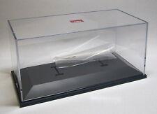 Herpa 055024  PC-Vitrine incl. Halteklammer PKW 1:43 (Lä.14cm,Br.6,8cm,Hö.6,3cm)