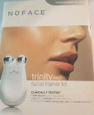 NUFACE Trinity Facial Skin Toning Device Face Lift Anti Aging UK Seller