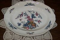 Wedgwood England - Williamsburg Potpourri NK510 - 13 5/8-inch Oval Platter