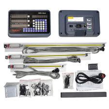 450amp500amp1000mm Linear Scale 3axis Digital Readout Dro Display Mill Sensor Kitus