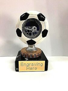 Man/Player of the match type Football Trophy + FREE LASER Engraving