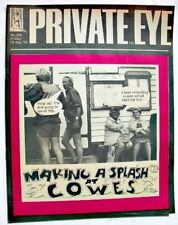 Mixed Lot Private Eye August Magazines in English