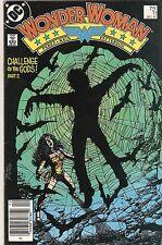 Wonder Woman '87 11 Newsstand VF K3