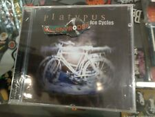 Platypus - ice cycles - CD