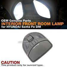 OEM Genuine Over Head Console Room Lamp for HYUNDAI 2013-2018 Santa Fe DM