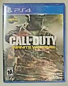 PlayStation 4 PS4 Call of Duty Infinite Warfare NEW Game Terminal Bonus Map