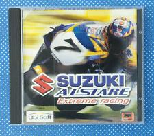 Suzuki Alstare Extreme Racing (Sega Dreamcast, 1999, CD) *ohne OVP*