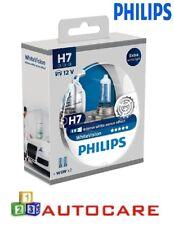 Philips Effet Xenon H7 Blanc Vision Phare avant Ampoules Halogène Paquet de 2