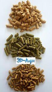 Aquarium Natural Shrimp Food, Snow Natto, Spinach, Wheat Stem