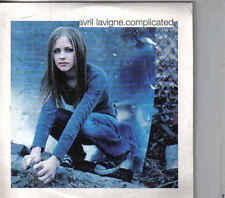 Avril Lavigne- Complicated cd single