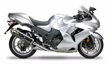 06-07 ZX14 Two Brothers Carbon Fiber Slip On Exhaust Carbon Fiber 2006 2007