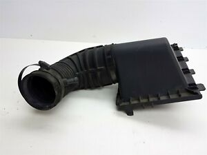 92-97 Cadillac Seville STS Air Intake Cleaner Box Upper Lid w Hose Duct Pipe OEM