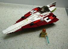 Lego Star Wars No. 7143  'Jedi Starfighter' (2002) 100% complete