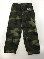 Old Navy Toddler Boys Camoflauge Pull On Pocket Joggers Green/brown Size 3T NWT=