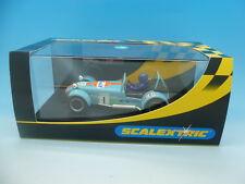 "Scalextric C2490 caterham 7 ""gulf No.1"""