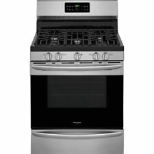 Frigidaire Fggf3036Tf - Oven Range Natural Gas Stainless Steel